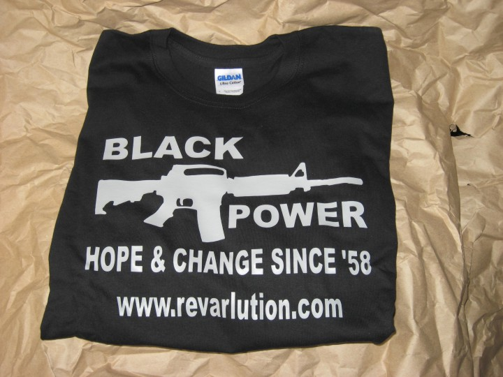 Black Power T-Shirt